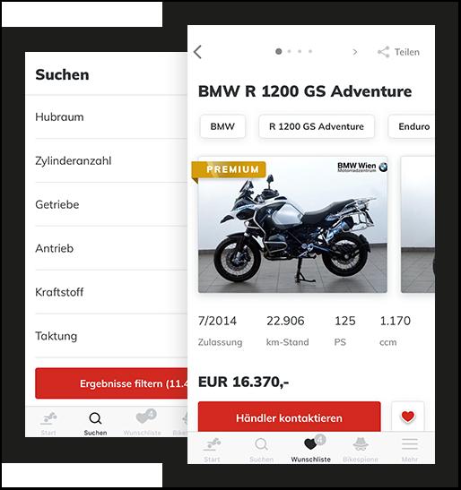 App Preview Detailseite